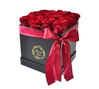 Цветы в коробке №1