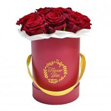 Цветы в коробке №13