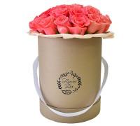 Цветы в коробке №20